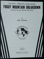 Foggy Mountain Breakdown Lester Flatt & Earl Scruggs 1962