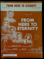 From Here To Eternity By Bob Wells & Fred Karker 1958