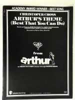 Arthur's Theme (Best That You Can Be) Bacharach & Sager 1981