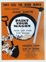 They Call The Wind Maria Paint Your Wagon 1951
