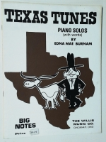 Texas Tunes Piano Solos Edna Mae Burnam. Willis Music 1970