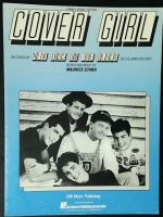 Cover Girl, New Kids On The Block. Piano Vocal Guitar 1988