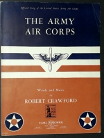 The Army Air Corps by Robert Crawford. 1942