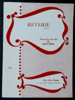 Reverie by Debussy, Arranged by Allan Small 1958