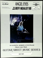 Angel Eyes The Jeff Healey Band Guitar / Vocal 1988