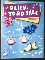 Alien Yard Sale Piano Solo by Larry Rapshaw. Schaum 2004