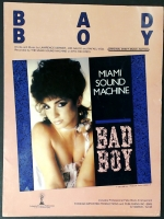 Bad Boy Recorded by Gloria Estefan Miami Sound Machine 1985