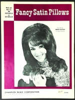 Fancy Satin Pillows by Wanda Jackson 1970