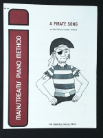 A Pirate Song by Walter & Carol Noona 1973