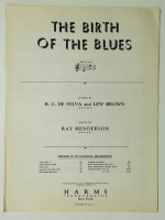 The Birth Of The Blues In C Voice 1926