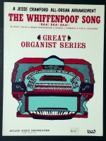 The Whiffenpoof Song Jesse Crawford All Organ Arrangement 1950