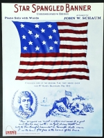 Star Spangled Banner Piano Solo. Arranged by John Schaum 1975