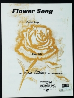Flower Song Piano Solo by Eric Steiner 1964