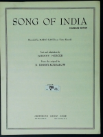 Song Of India Recorded by Mario Lanza. 1953