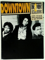 Downtown By One 2 Many, Hal Leonard Piano Vocal Guitar 1988