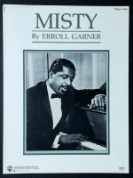 Misty Piano Solo by Erroll Garner 1977