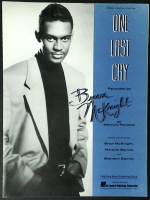 One Last Cry Recorded by Brian McKnight 1992