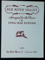 Red River Valley by Edna Mae Burnam 1954