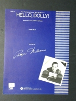 Hello Dolly, Roger Williams. Written by Jerry Herman 1979