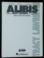 Alibis, by Tracy Lawrence. Piano, Vocal, Guitar 1988