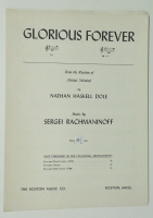 Glorious Forever Low Voice Nathan H Dole Sergei Rachmaninoff 19
