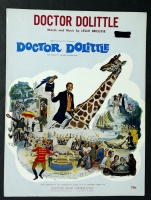Doctor Doolittle Theme Song, by Leslie Bricusse 1967