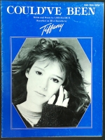 Could've Been Tiffany. Piano Vocal Guitar. 1987