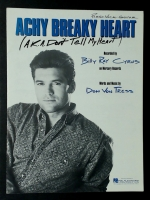 Achy Breaky Heart Don't Tell My Heart Billy Ray Cyrus 1991