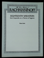 Eighteenth Variation from Rapsodie On A Theme 1971