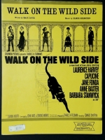 Walk On The Wild Side Columbia Pictures 1961