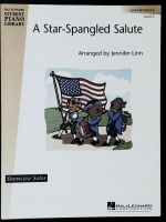 A Star Spangled Salute Late Elementary Level Three. 2001