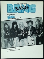 Bang Bang Recorded by Danger Danger 1989