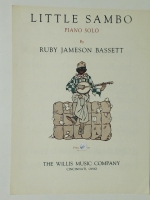 Little Sambo by Ruby Jameson Bassett 1934