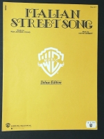 Italian Street Song by Victor Herbert & Rida Johnson Young