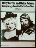 Everything's Beautiful In Its Own Way Dolly Parton Willie Nelson