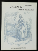 Canon in D Piano Solo by Johann Pachelbel 1985