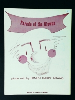 Parade Of The Clowns Piano Solo by Ernest Harry Adams
