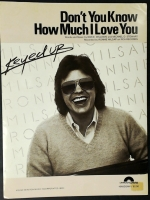 Don't Know How Much I Love You, Ronnie Milsap 1982