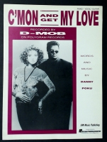 C'mon And Get My Love, Recorded by D-Mob 1989