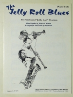 The Jelly Roll Blues Piano Solo by Jelly Roll Morton 1992