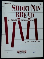 Short'nin' Breat Piano Solo Arranged by Arthur Zepp 1957