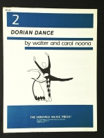 Doriabn Dance, Walter and Carol Noona Level 2
