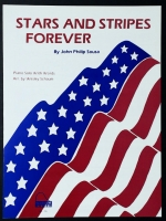 Stars And Stripes Forever, Sousa. Arranged by Wesley Schaum 1991