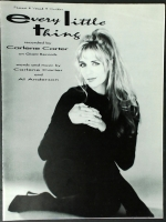 Every Little Thing by Carlene Carter. Piano Vocal Guitar 1993