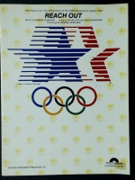 Reach Out, Theme Music For Track 23rd Olympics 1984