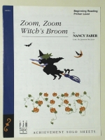 Zoom Zoom Witch's Broom Nancy Faber 1995