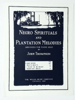 Negro Spirituals & Plantation Melodies. Deep River 1942