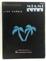 Miami Vice Theme Song. Piano Solo by Jan Hammer 1985