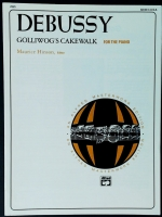 Golliwog's Cakewalk For Piano , Debussy. Alfred Pub 1985