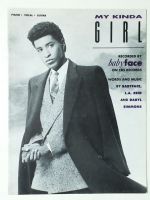 My Kinda Girl Recorded by Babyface 1989